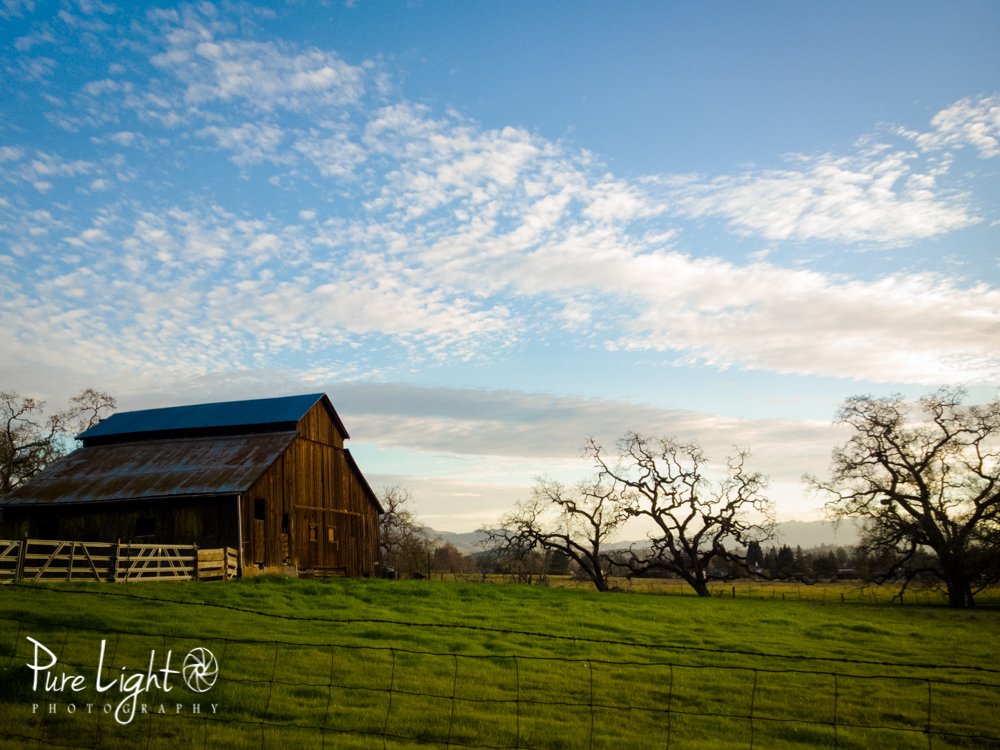 Santa Rosa Barn Sky Rincon Valley-1
